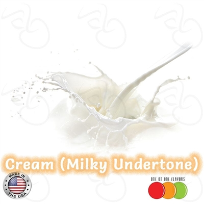 Cream (Milky Undertone) by One On One Flavors