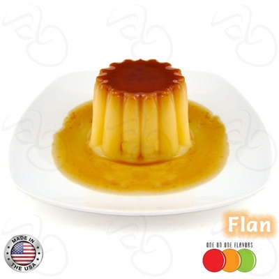 Flan by One On One Flavors