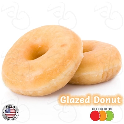 Glazed Donut by One On One Flavors