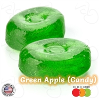 Green Apple (Candy) by One On One Flavors