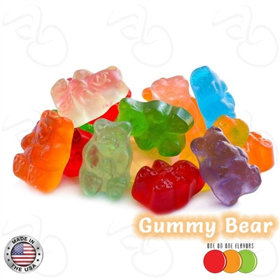 Gummy Bear by One On One Flavors