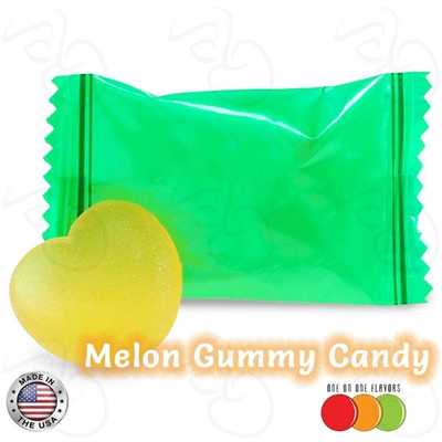 Melon Gummy Candy by One On One Flavors