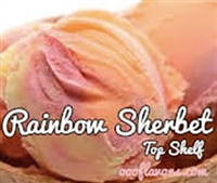 Rainbow Sherbet (TOP SHELF) by One On One Flavors
