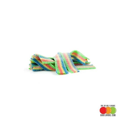 Strawberry Watermelon Sour Belts by One On One Flavors