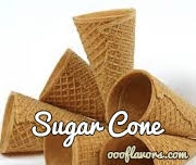 Sugar Cone by One On One Flavors