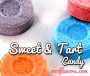 Sweet and Tart Candy by One On One Flavors