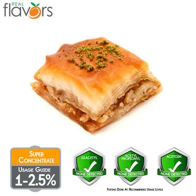 Baklava Extract by Real Flavors