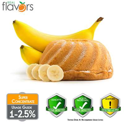 Banana Bread Extract by Real Flavors