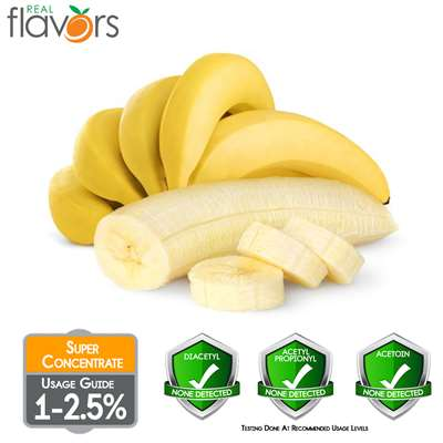 Banana Extract by Real Flavors