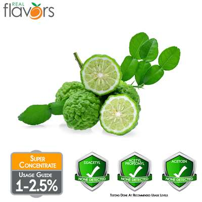 Bergamot Extract by Real Flavors
