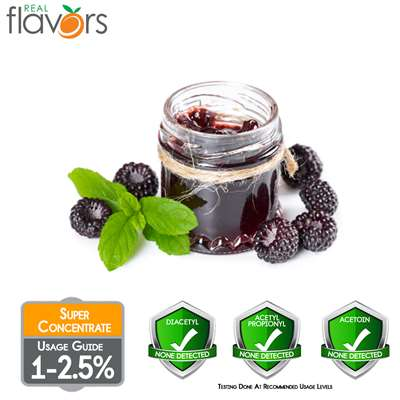 Black Raspberry Extract by Real Flavors