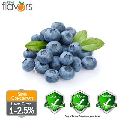 Blueberry Extract by Real Flavors