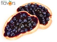 Blueberry Jam with Toast Extract by Real Flavors