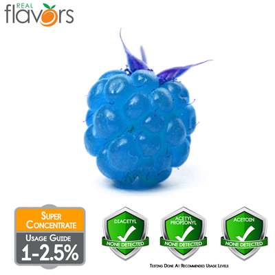Blue Raz Extract by Real Flavors