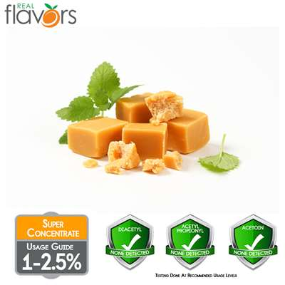 Butter Toffee Extract by Real Flavors