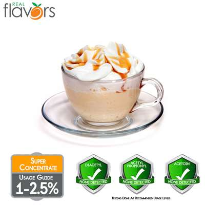 Caramel Cappuccino Extract by Real Flavors
