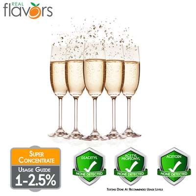 Champagne Extract by Real Flavors
