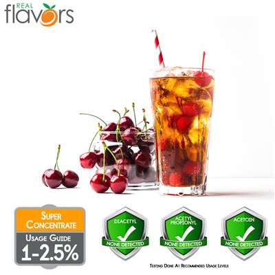 Cherry Cola Type Extract by Real Flavors