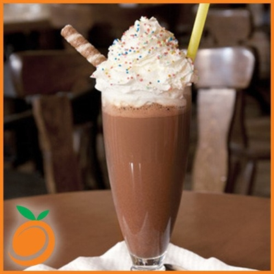 Chocolate Milk Shake by Real Flavors
