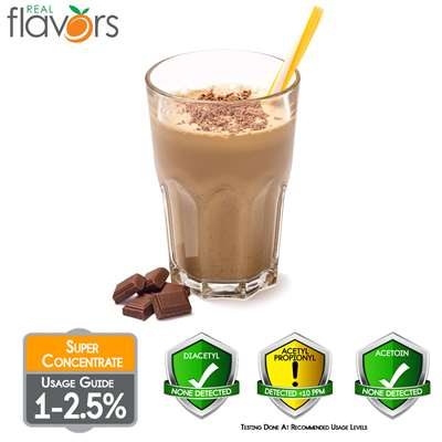 Chocolate Milkshake Extract by Real Flavors