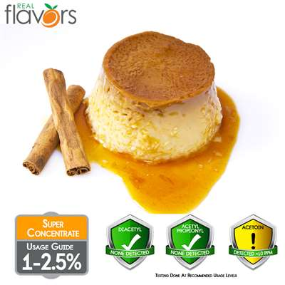 Cinnamon Custard Extract by Real Flavors