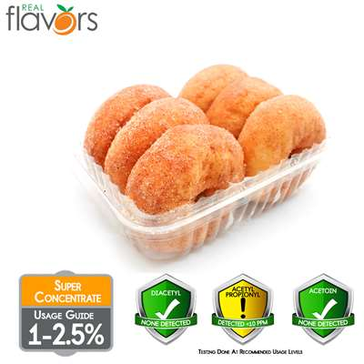 Cinnamon Donut Extract by Real Flavors