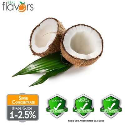 Coconut Extract by Real Flavors