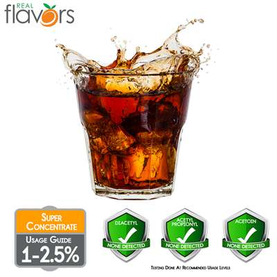 Cola Type Extract by Real Flavors