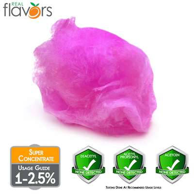 Cotton Candy Extract by Real Flavors