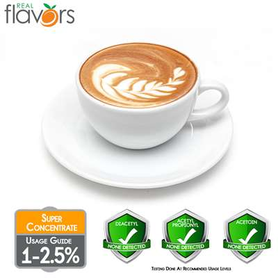 French Vanilla Cappuccino Extract by Real Flavors