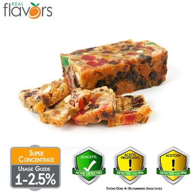 Fruit Cake Extract by Real Flavors