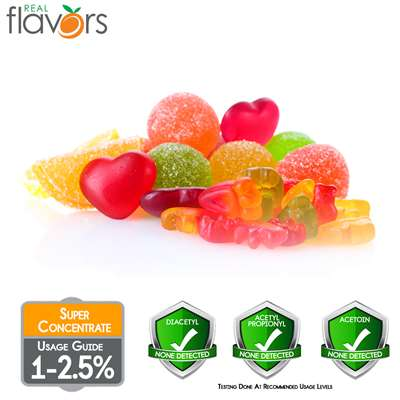 Fruit Candy Extract by Real Flavors