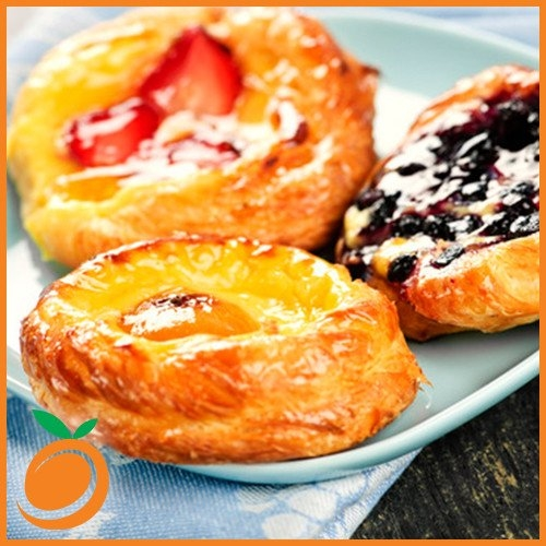 Fruit Danish by Real Flavors