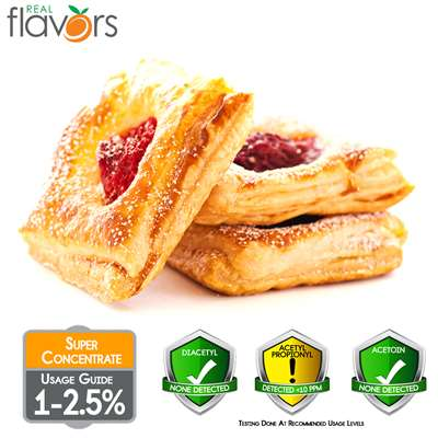 Fruit Danish Extract by Real Flavors