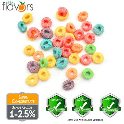 Fruity Circles Extract by Real Flavors