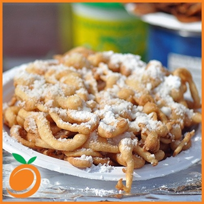 Funnel Cake  by Real Flavors