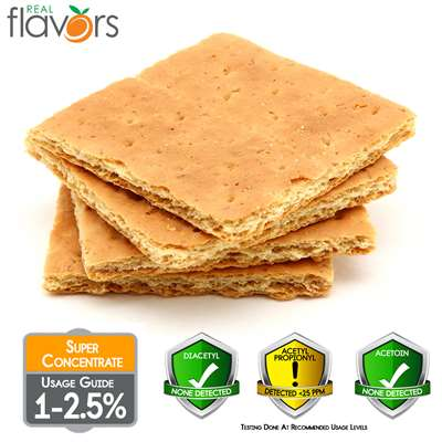 Graham Cracker Extract by Real Flavors