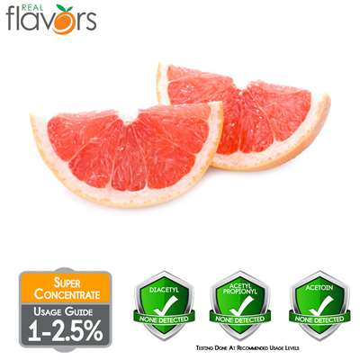 Grapefruit Extract by Real Flavors