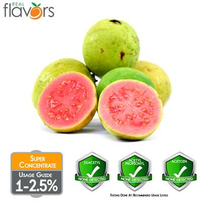 Guava Extract by Real Flavors