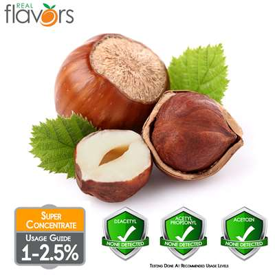 Hazelnut Extract by Real Flavors