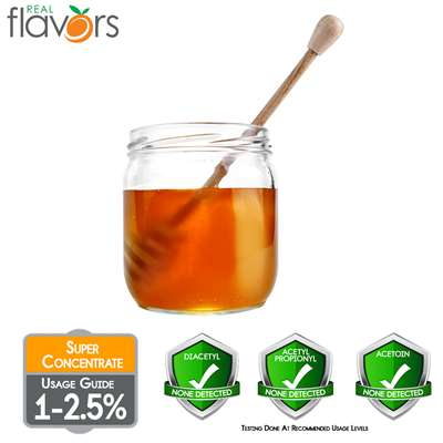 Honey Extract by Real Flavors