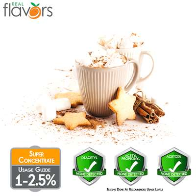 Hot Cocoa Extract by Real Flavors