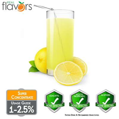 Lemonade Extract by Real Flavors