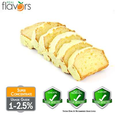 Lemon Cake Extract by Real Flavors
