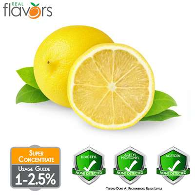 Lemon Extract by Real Flavors
