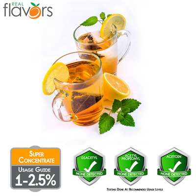Lemon Tea Extract by Real Flavors
