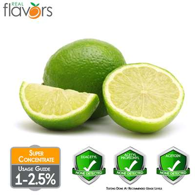 Lime Extract by Real Flavors