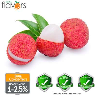 Lychee Extract by Real Flavors