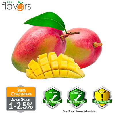 Mango Extract by Real Flavors