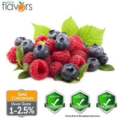 Mixed Berries Extract by Real Flavors